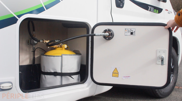 installation gaz gpl camping-car