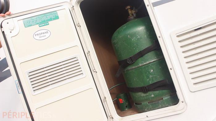 coffre gaz camping car