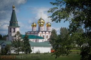 monastère iver russie
