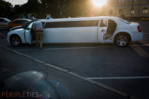 limousine voiture