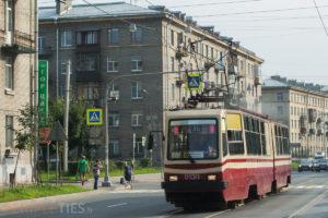 tramway russie