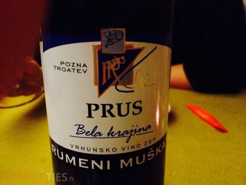 vin slovenie