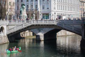 pont ljubljana slovenie