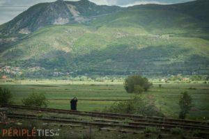 Albanie en camping car Tour d'Europe Péripléties