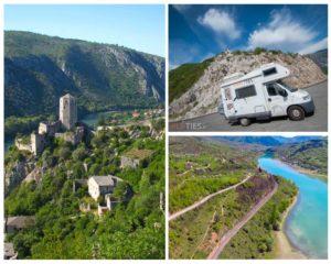 Bosnie en Camping-car Tour d'Europe Péripléties