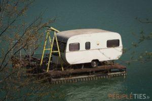 Caravane Serbie Tara Peripleties Tour d'Europe