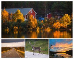 Camping-car Finlande Péripléties Tour d'Europe