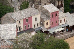 Mostar - Tour d'Europe camping-car Péripléties