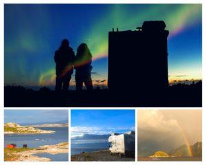 Norvège en camping-car - Tour d'Europe