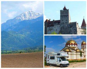 Roumanie Camping-car Carpate Tour d'Europe Péripléties