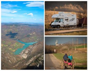 Serbie en Camping-car Tour d'Europe Péripléties