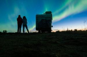 tour europe camping car