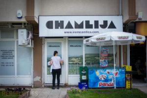 Boutique Chamlija - Vigneron turc - Kirkareli - Büyükkaristiran