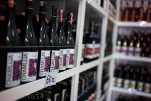 Bouteille de vins turc - Chlamija