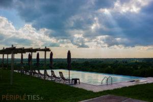 Domaine Arcadia Wineyard - Route des vins de Thrace - spa - Turquie.