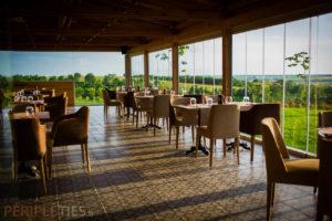 Domaine Arcadia Wineyard - Route des vins de Thrace - Turquie.