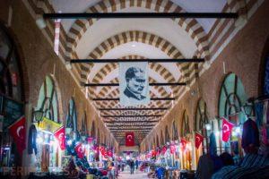 Bazar Ali Pasa, Edirne - Turquie