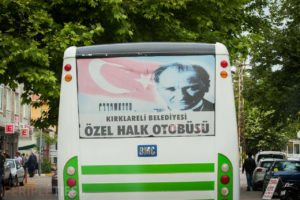Bus - Turquie -Kirkareli