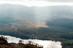 Loch Venachar TrossachsEcosse