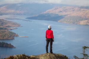 Loch Katerine Trossachs Ecosse