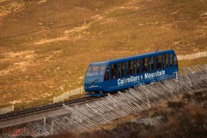 funiculaire Cainrgorms National Park Ecosse