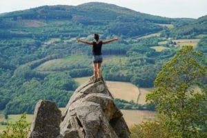 Mont Beuvray point de vue