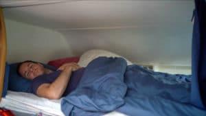nuit camping car